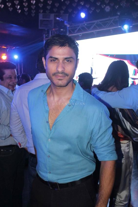 Vikas Bhalla At Party