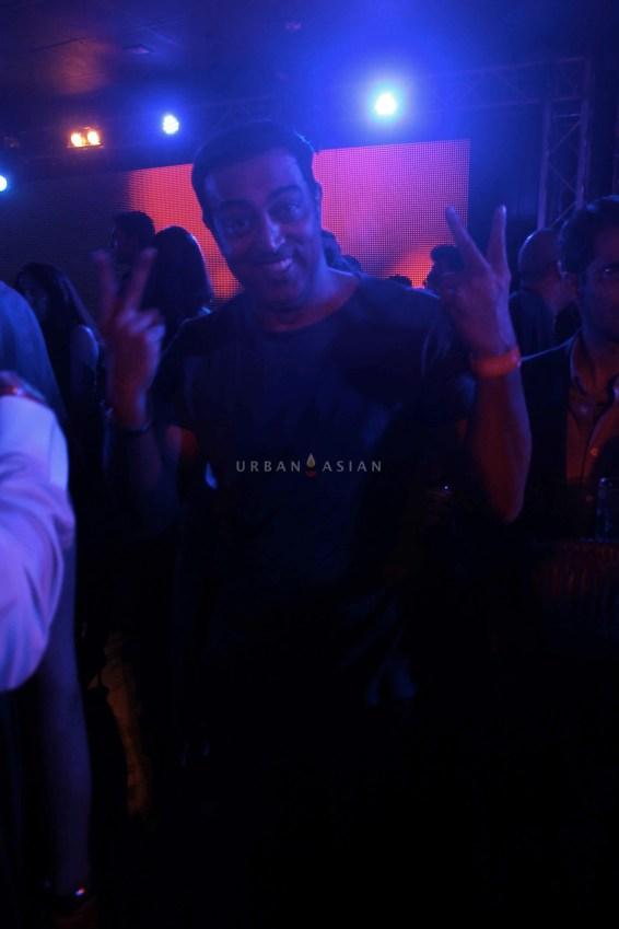 Vindu Dara Singh At Party