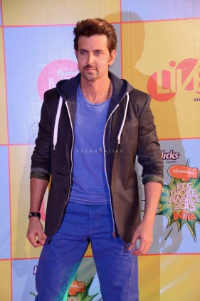 Hrithik Roshan at Kids Choice Award