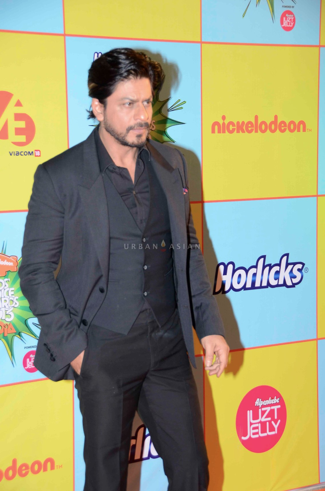 Shahrukh Khan at Kids Choice Award