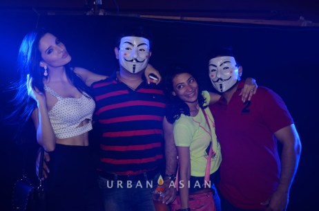 131125_080639Priyanka With Her Friends At Party
