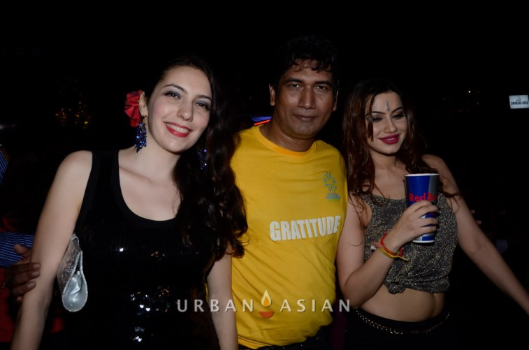 131125_093659Sarah Satish Reddy With Ritika Chibber At Party