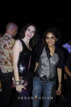 131206_091745Sarah With Madhu At Party