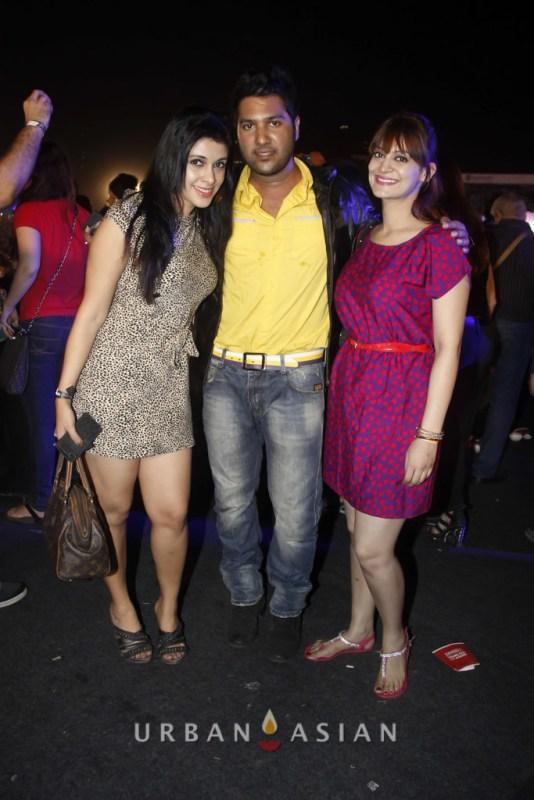 131206_094628Mansi Annkit Narayan And Candy Brar At Party