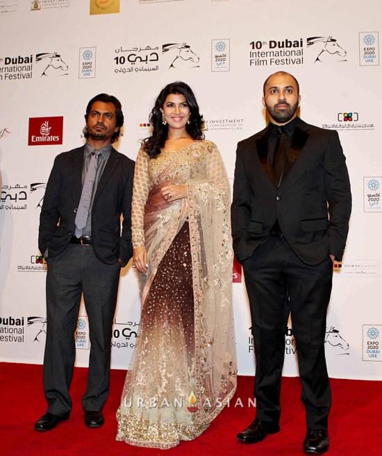 Nawazuddin, Nimrat & Ritesh 1