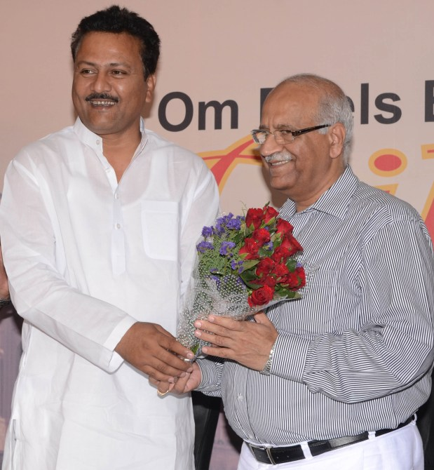 Chaudhary Wajid Nisar & Shri Hira Lal Khatri