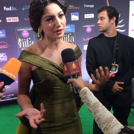 Gauhar Khan IIFA rocks