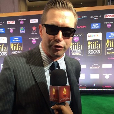 Stephen Baldwin IIFA rocks