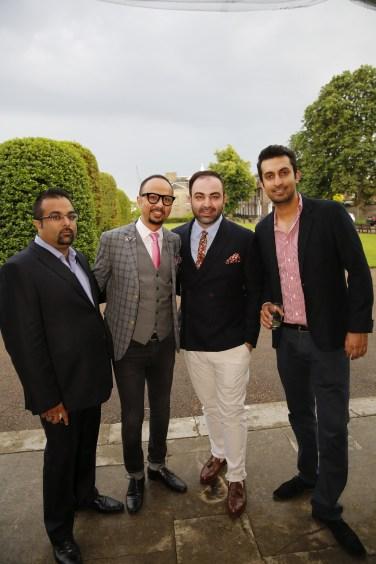 Hayat, Nomi Ansari, Adnan Qazi, Taimur