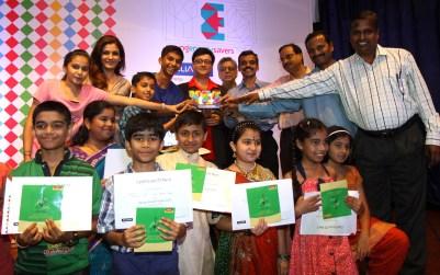 raveen & sachin with kids