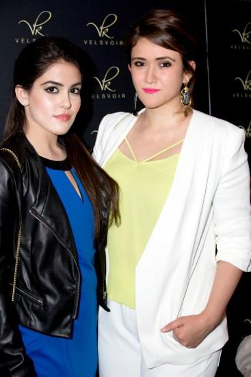 Aimen & Ayesha