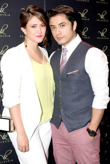 Ayesha & Ali Zafar