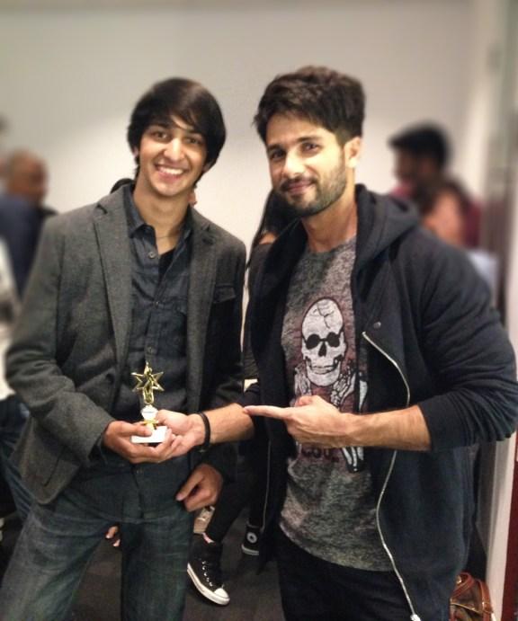 SK With Pavan
