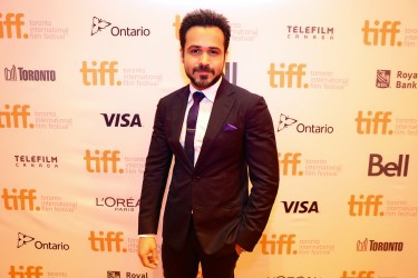 Emraan Hashmi, on the red carpet at Toronto International Film Festival, 8th Sep, 2014