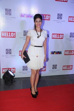 Tanishaa's Event Diaries at the Launch of 'Minerali'