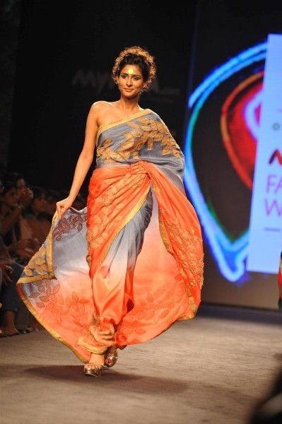 Myntra Fashion Week Oct 2014