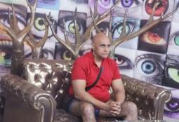 Puneet Issar in Bigg Boss - Pic 1. (Image Courtesy - Bigg Boss)
