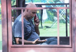 Puneet Issar in Bigg Boss - Pic 3. (Image Courtesy - Bigg Boss)