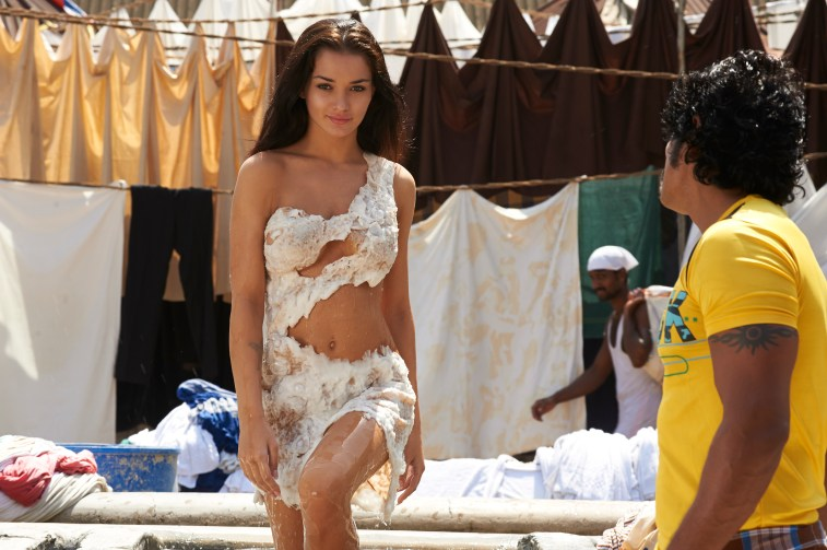 Amy Jackson in I