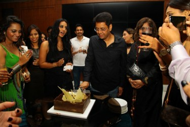 Anand Saxena B'day bash
