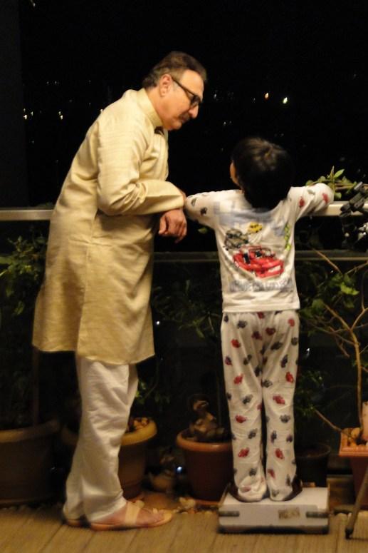 Anang Desai and Yash Ghanekar