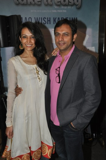 Dipannita Sharma and Joy Sengupta