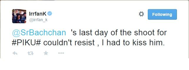 Irrfan Khan Tweet 3