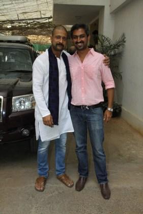 Jitendra Joshi & Suhrud Godbole