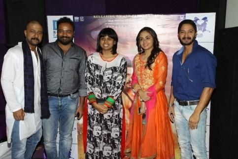 Jitendra, Nikhil, Bhakti Sharma, AMruta & Shreyas
