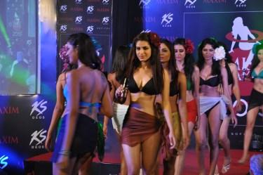 KS Miss Maxim Swimwear Round