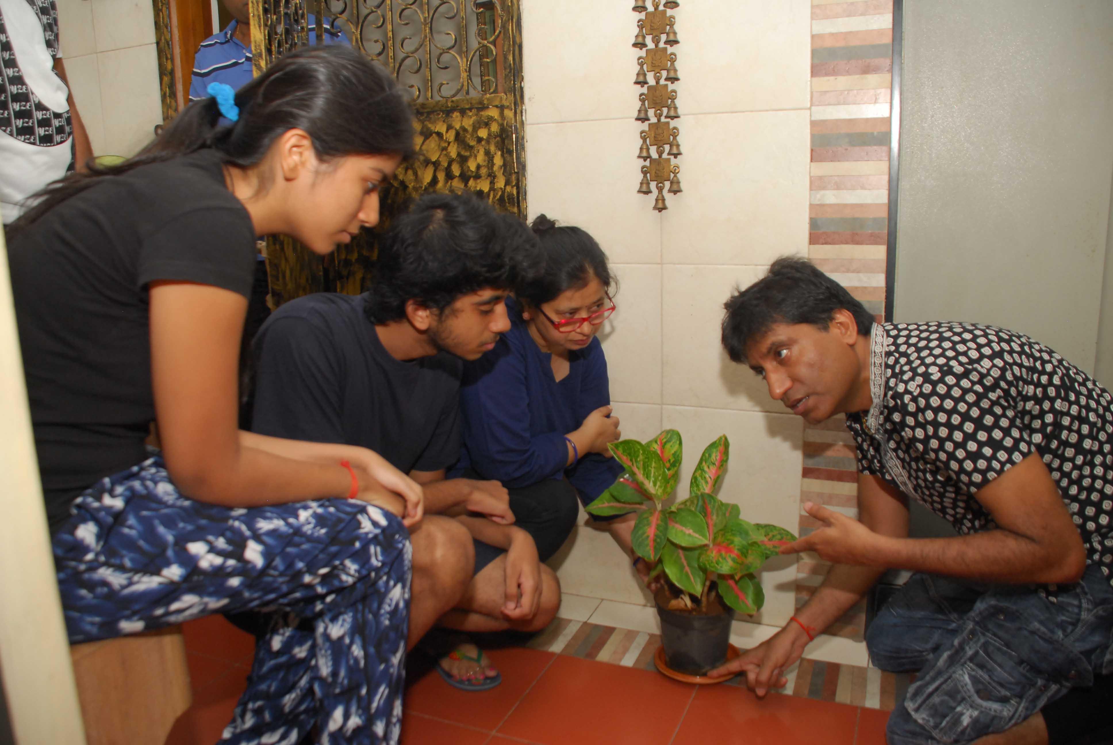 Raju Srivastav Clean Mumbai