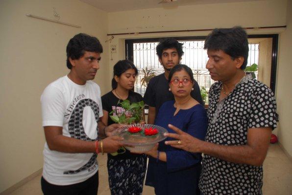 Raju Srivastav Clean Mumbai3