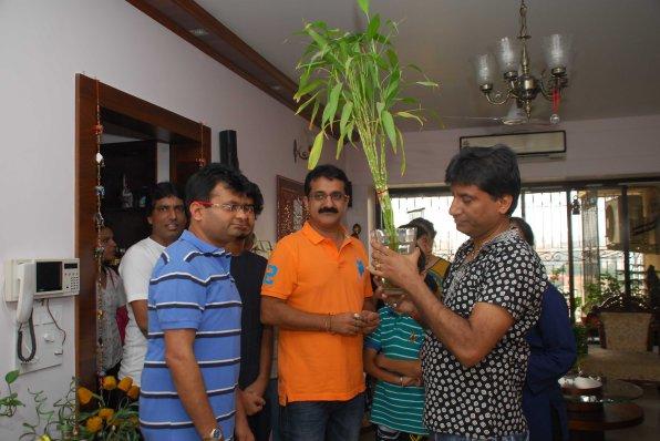 Raju Srivastav Clean Mumbai4