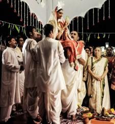 Sonam as a bengali bride