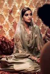 Sonam Kapoor as a Muslim Bride