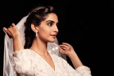 Sonam Kapoor as Catholic Bride