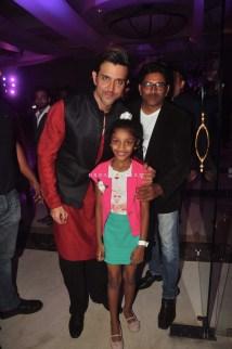 Suny Shah with Hrithik Roshan