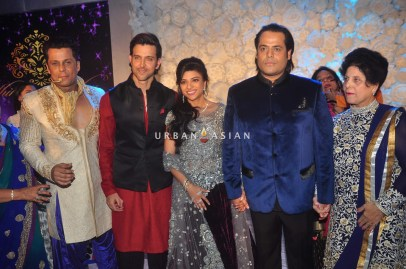 Vikram Singh Hrithik ROshan Shirin and Uday Singh