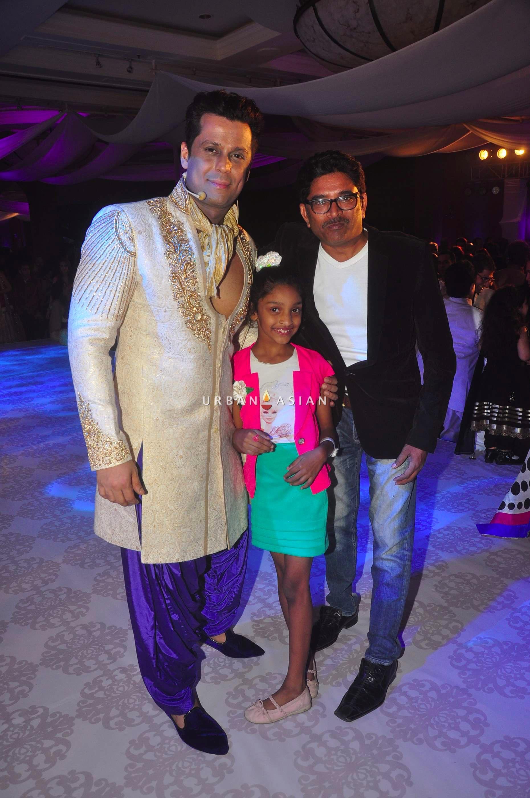 Vikram Singh with sunny Shah