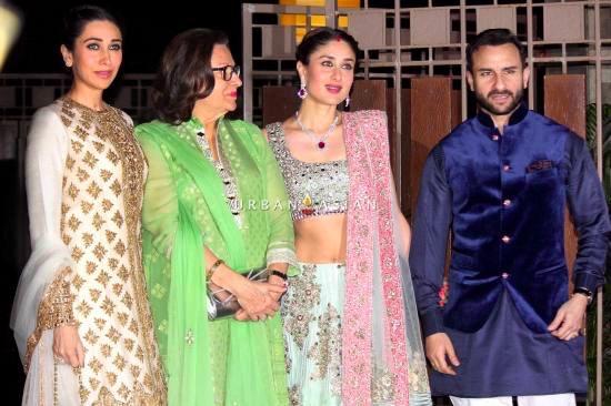 Khan Family