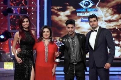 Bigg Boss 8, Gautam Gulati, Farah Khan, Pritam, Karishma Tanna