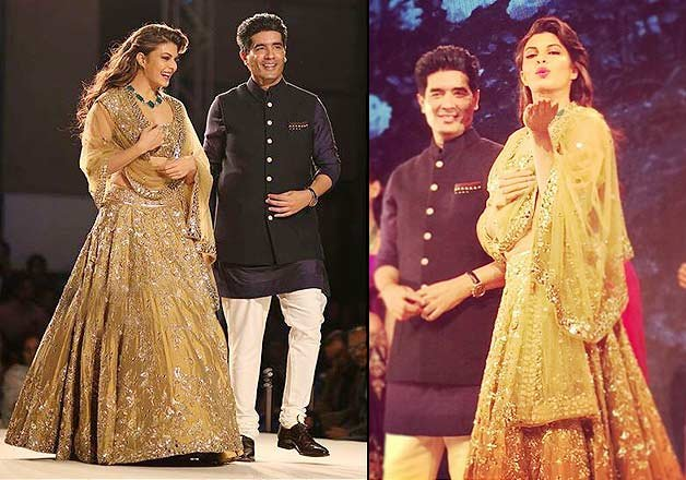 jacqueline and manish malhotra