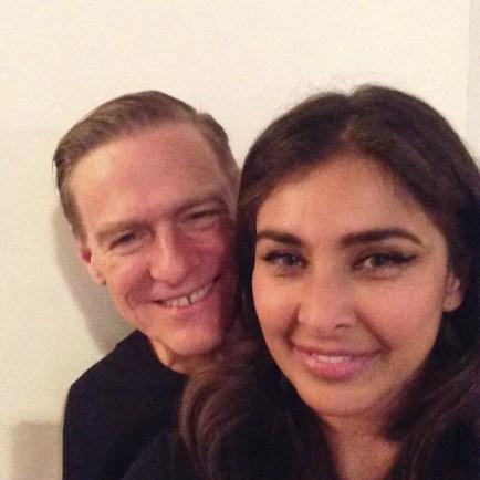 Lisa Ray & Bryan Adams Selfie