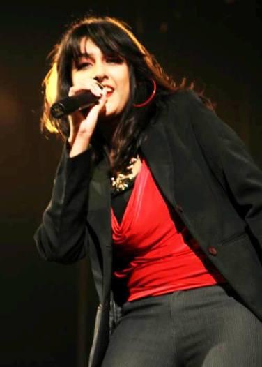 Sagarika Deb during performance 4