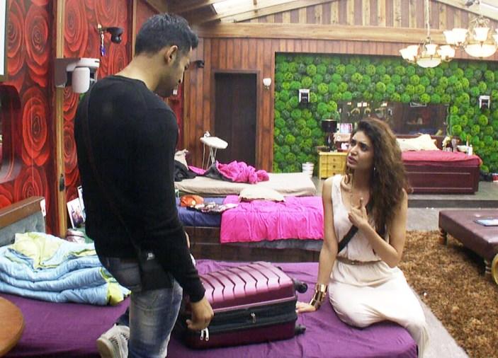 Upen Patel and Karishma Tanna on Bigg Boss Halla Bol - Pic 3
