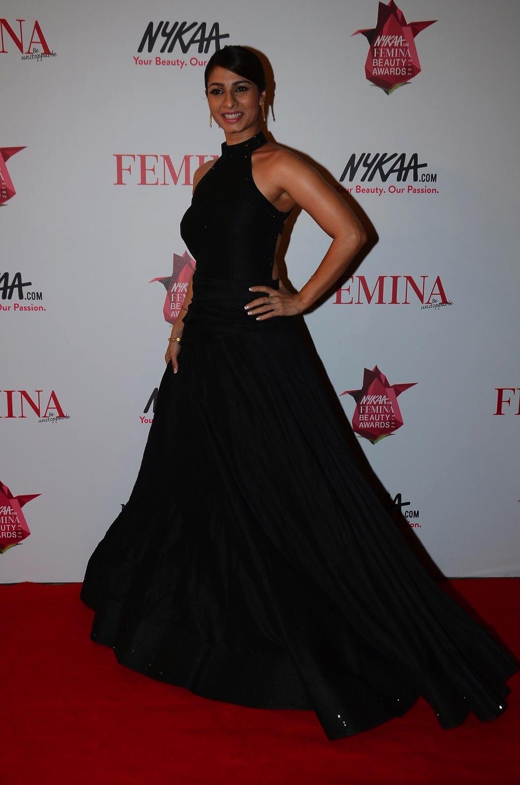 Tanishaa Mukerji At Femina Awards