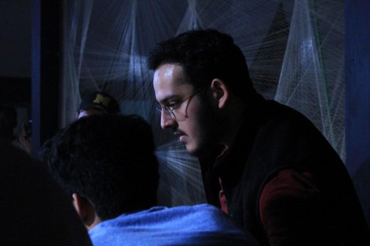 Azan Sami Khan director of Tu Beh Gaya