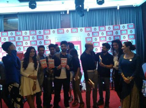 Aarya's book launch