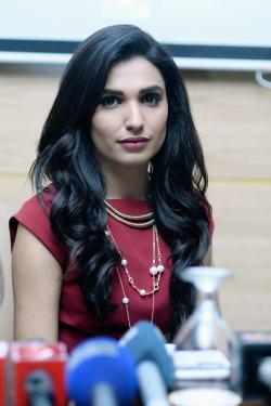 Driven's lead actress Amna Ilyas (1)