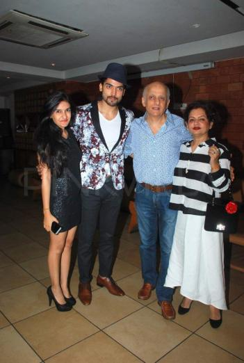 Gurmeet and Mahesh Bhatt